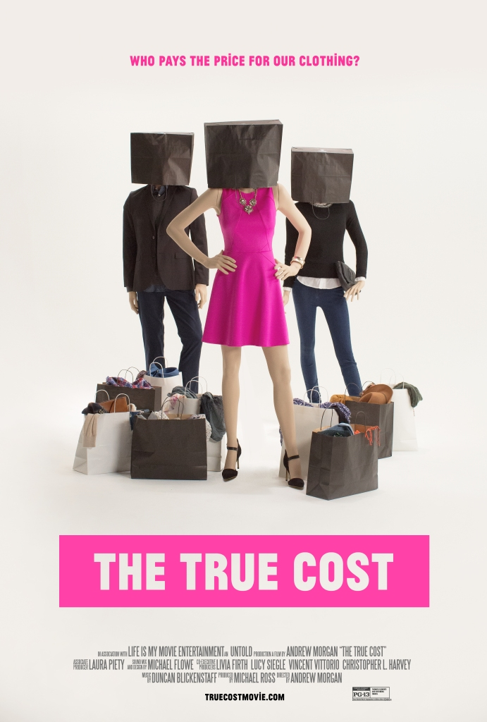 Filmposter 'The True Cost'