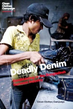 'Deadly Denim' is een van de onderzoeksrapporten die de Schone Kleren Campagne de afgelopen jaren publiceerde.