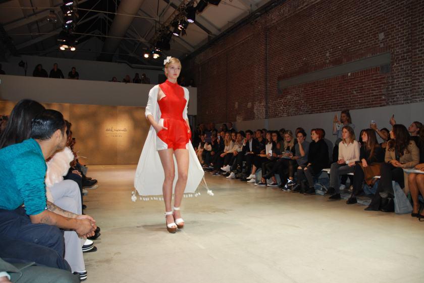 Een van de ontwerpen van Judith Van Vliet (foto: Belle de Jonge)